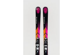 Гірські лижі Kastle 185 Orange-Pink Б/У