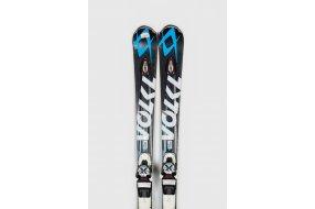 Гірські лижі Volkl Uvo SC racing 150 black Б/У