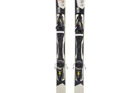 Гірські лижі Rossignol Pursuit 400 LTD 177 Black-White Б/У