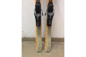 Гірські лижі Dynastar Vektra 166 + Лижні палки в подарунок