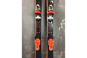 Гірські лижі Rossignol EXP 75 144 + Лижні палки в подарунок