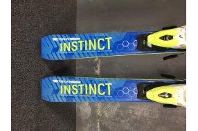 Гірські лижі Head Natural Instinct 163