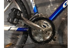 Велосипед Giant GSR ALU#207